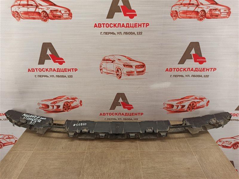 Абсорбер (наполнитель) бампера переднего Renault Megane (2008-2016)