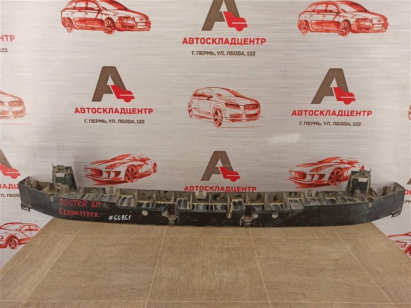 Абсорбер (наполнитель) бампера переднего Renault Duster (2010-Н.в.) 2010