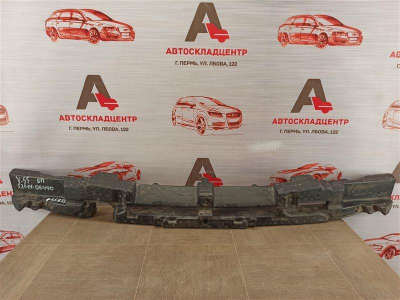 Абсорбер (наполнитель) бампера переднего Toyota Camry (Xv50) 2011-2017 2014