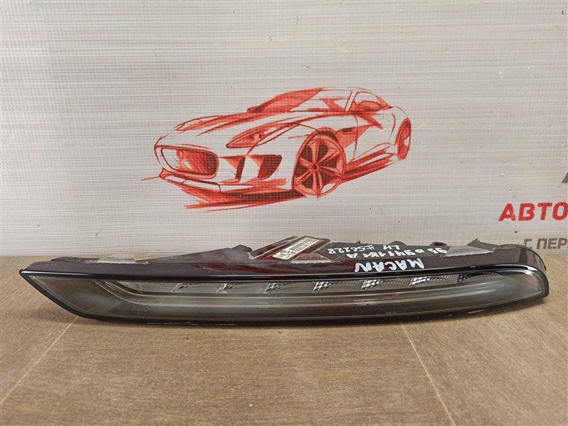 Фара - габаритный огонь Porsche Macan (2013-Н.в.) 2013 левая
