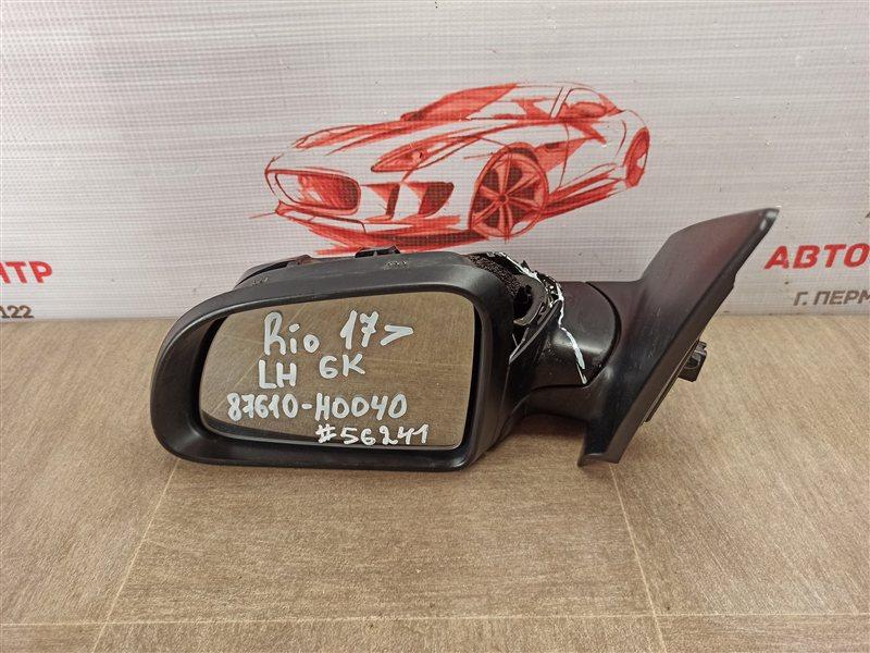 Зеркало левое Kia Rio (2017-Н.в.)