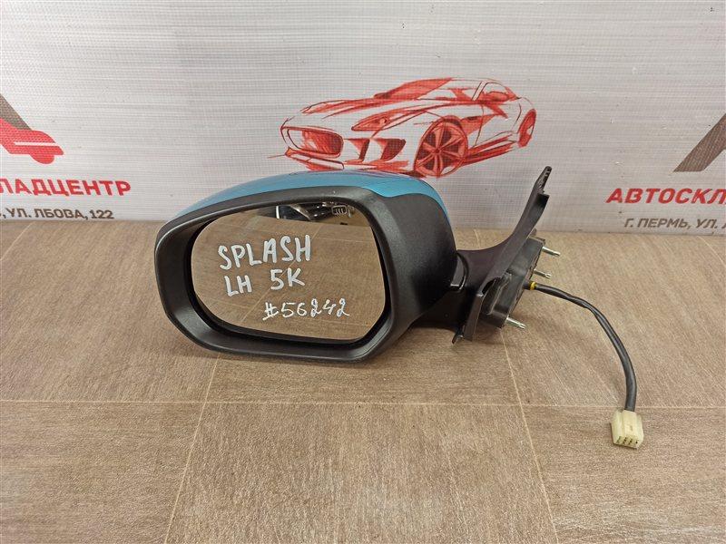 Зеркало левое Suzuki Splash (2008-2015)