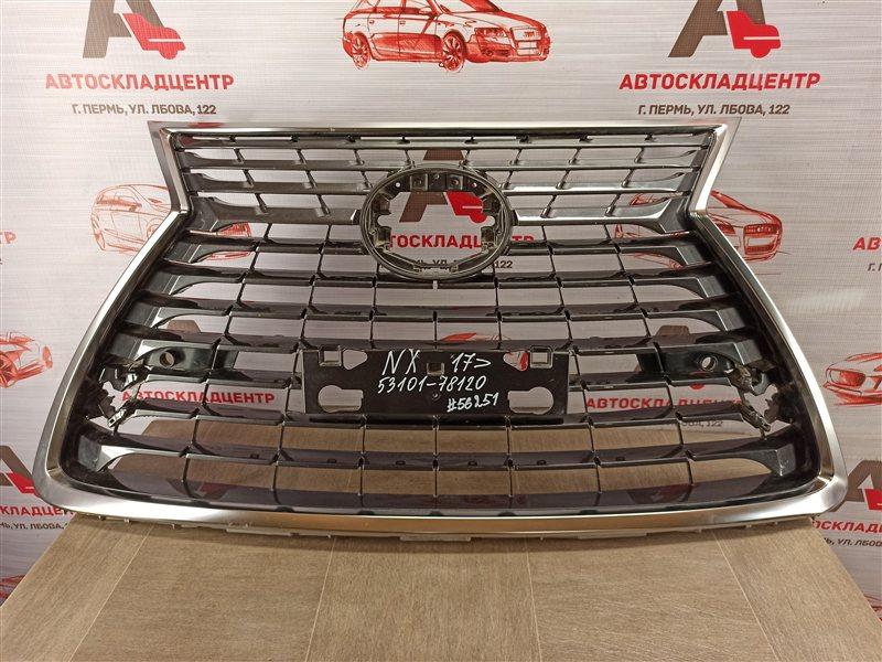 Решетка радиатора Lexus Nx -Series 2014-Н.в. 2017