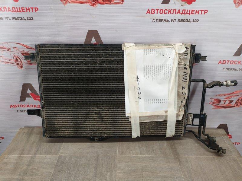 Конденсер (радиатор кондиционера) Audi A6 (C5) 1997-2005