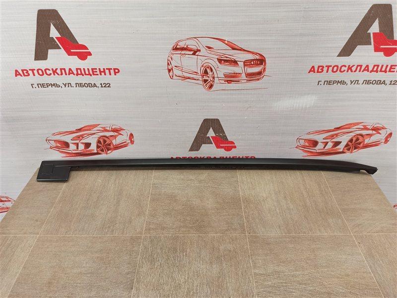 Молдинг ветрового стекла Honda Cr-V 3 (2007-2012) левый