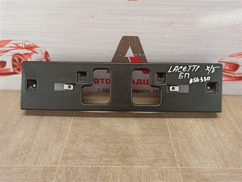 Планка (рамка) номерного знака Chevrolet Lacetti