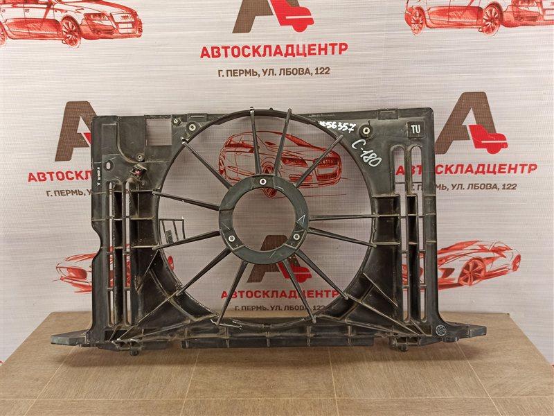 Диффузор радиатора охлаждения - рамка вентиляторов Toyota Corolla (E18_) 2012-2019