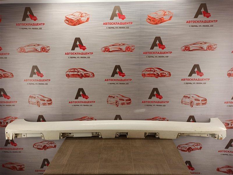 Накладка порога кузова - наружная облицовка Toyota Camry (Xv50) 2011-2017 2014 правая