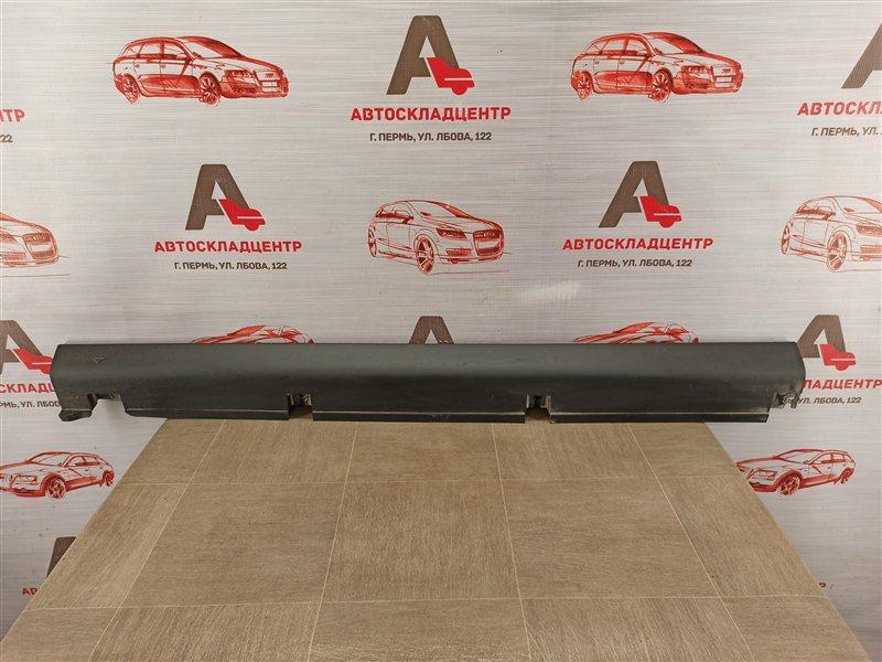 Накладка порога кузова - наружная облицовка Lada Granta левая