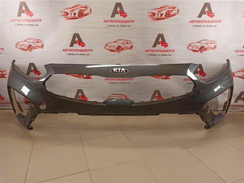 Бампер передний Kia Cerato (2018-Н.в.)