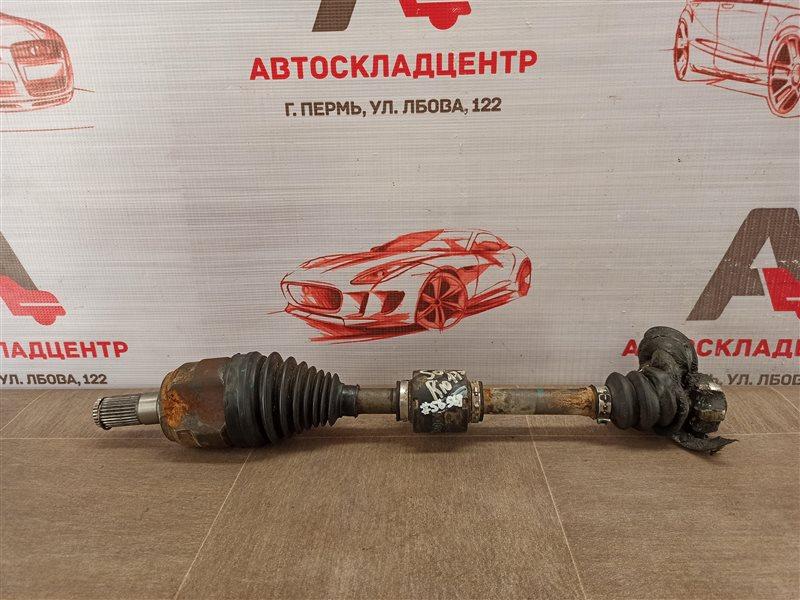 Привод колеса (полуось) Kia Rio (2017-Н.в.) левый