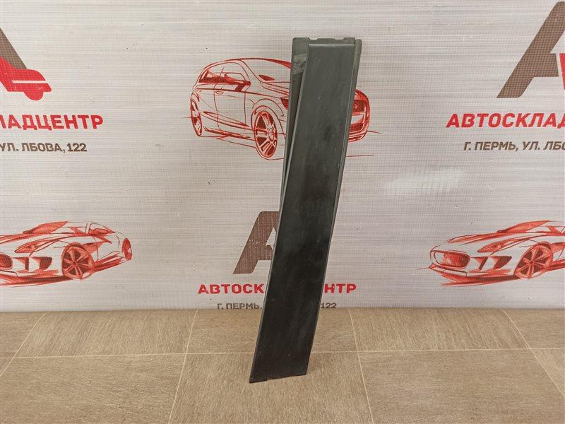 Накладка рамки двери Toyota Corolla (E18_) 2012-2019 задняя левая
