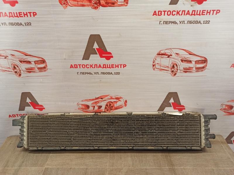 Радиатор охлаждения двигателя Audi A4 (B8) 2008-2015