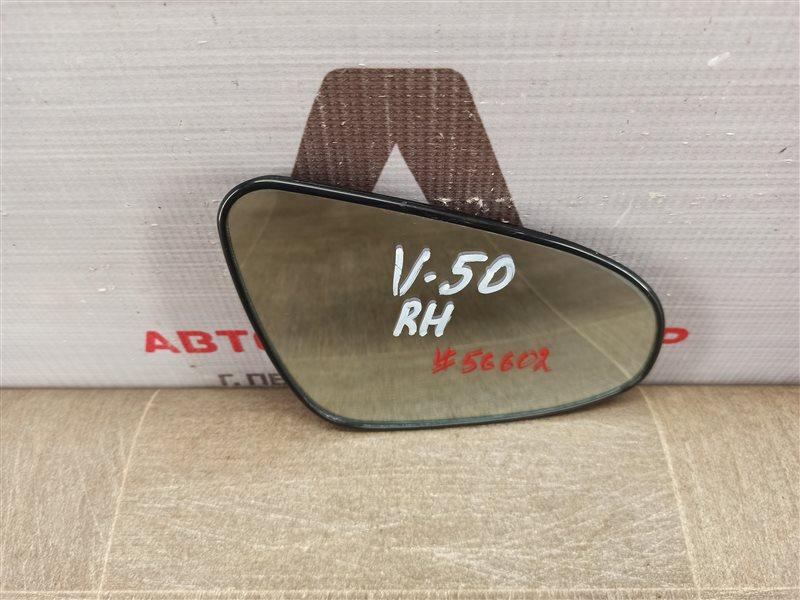 Зеркало правое - зеркальный элемент Toyota Camry (Xv50) 2011-2017