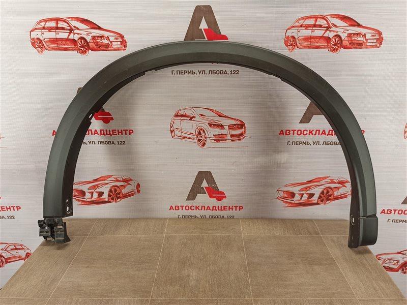 Накладка ( расширитель ) арки крыла - перед справа Mazda Cx-5 (2017-Н.в.)
