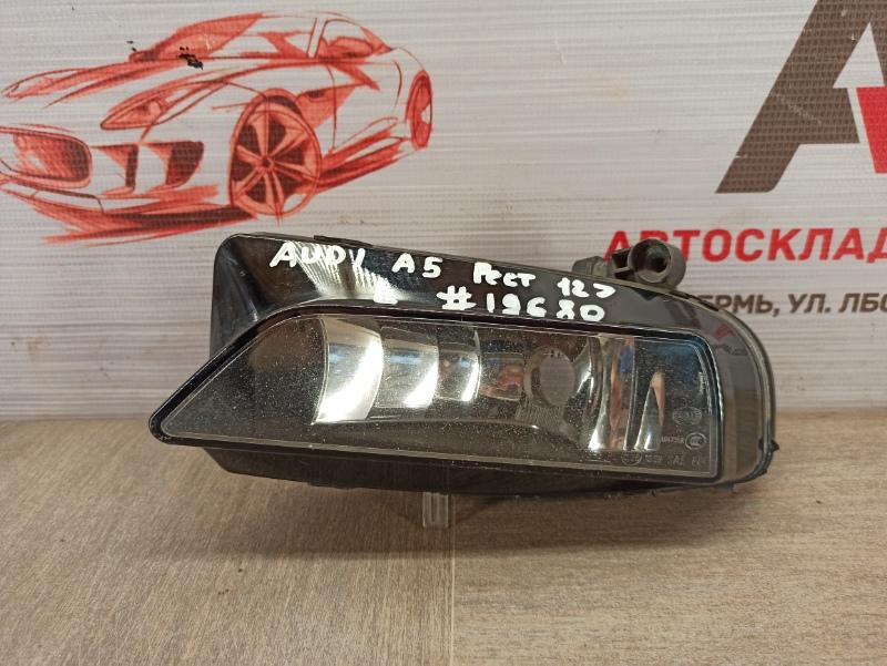 Фара противотуманная / дхо Audi A5 (2007-2017) 2012 левая