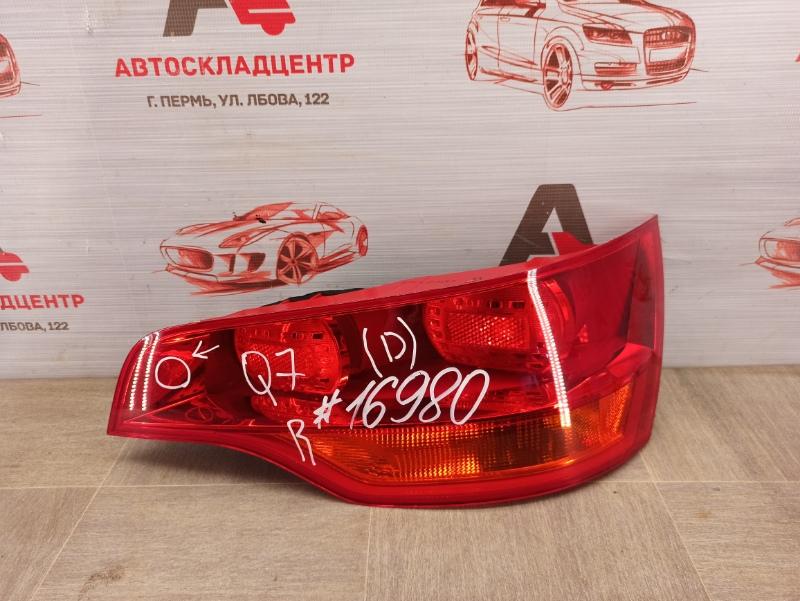 Фонарь правый Audi Q7 (2005-2015) 2005