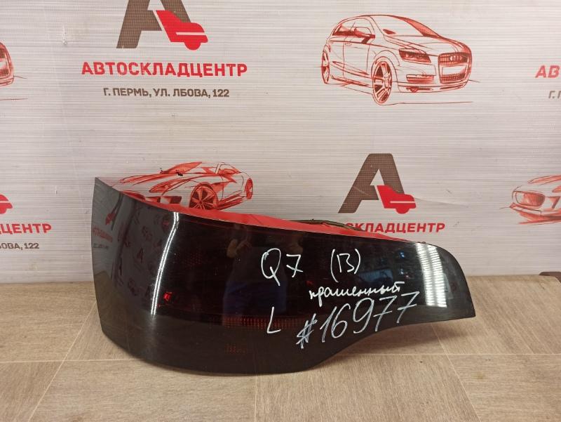 Фонарь левый Audi Q7 (2005-2015) 2005