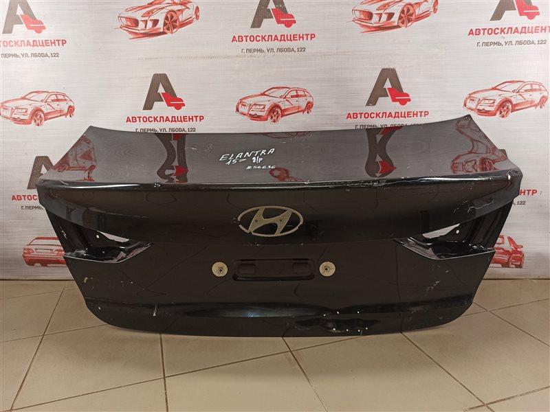 Крышка багажника Hyundai Elantra (2015-2020)