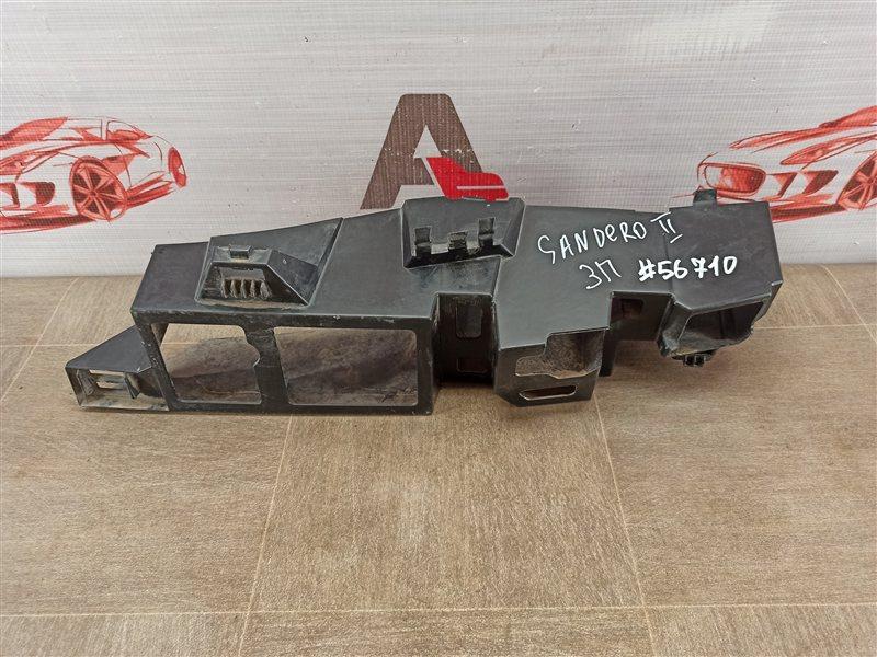 Абсорбер (наполнитель) бампера заднего Renault Sandero (2014-Н.в.) правый