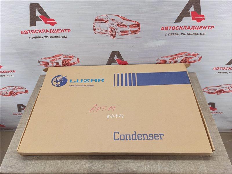 Конденсер (радиатор кондиционера) Toyota Camry (Xv50) 2011-2017