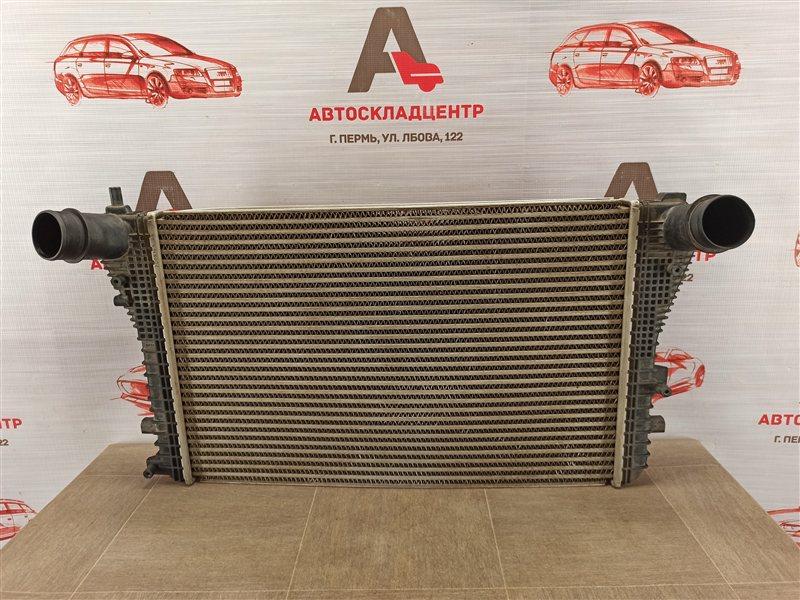Интеркулер - радиатор промежуточного охлаждения воздуха Volkswagen Passat (B7) 2010-2014