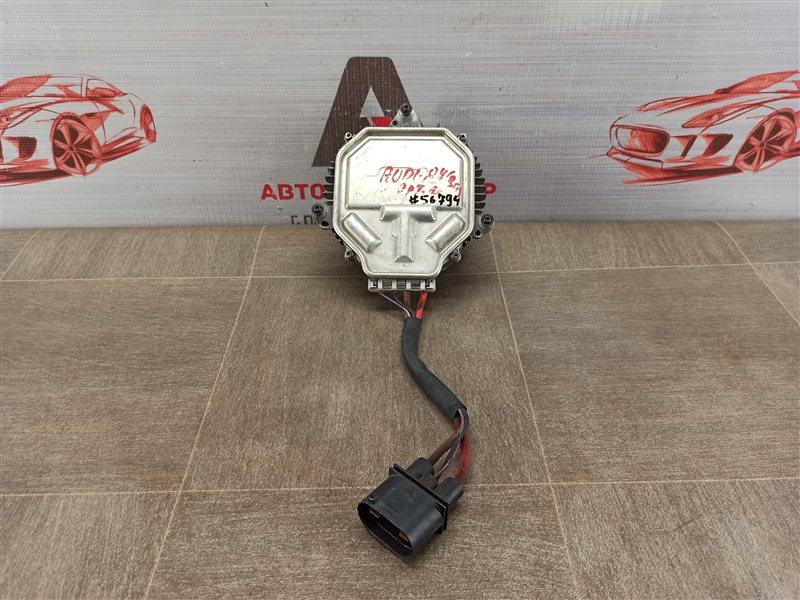 Вентилятор радиатора охлаждения - мотор Audi A4 (B9) 2015-Н.в.