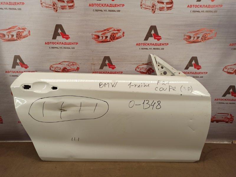 Дверь передняя правая Bmw 1-Series (F20/21/22/23) 2011-2020