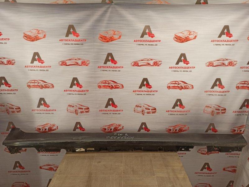 Накладка порога кузова - наружная облицовка Bmw 5-Series (F10/11) 2009-2017 правая
