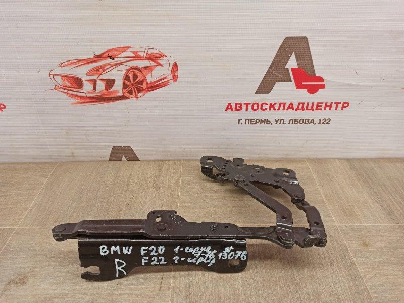 Петля капота Bmw 1-Series (F20/21/22/23) 2011-2020 правая