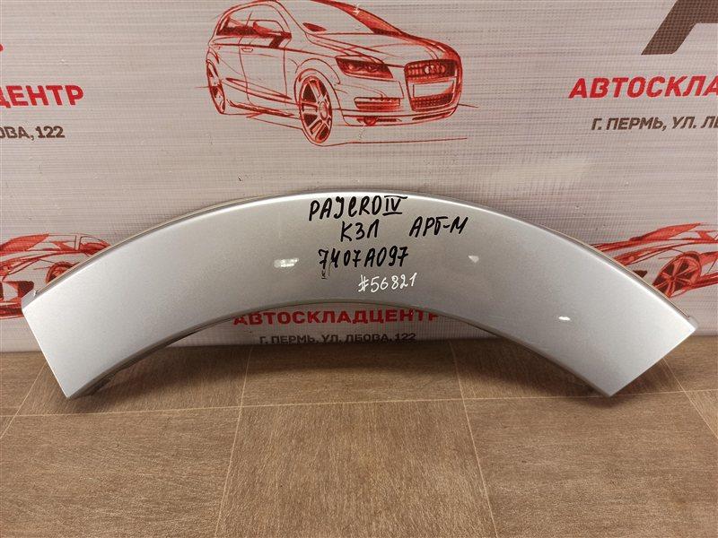 Накладка ( расширитель ) арки крыла - сзади слева Mitsubishi Pajero (2006-Н.в.)