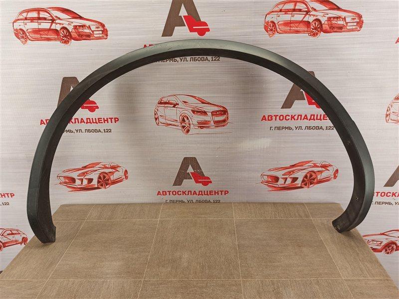 Накладка ( расширитель ) арки крыла - сзади слева Volkswagen Touareg (2010 - 2018)