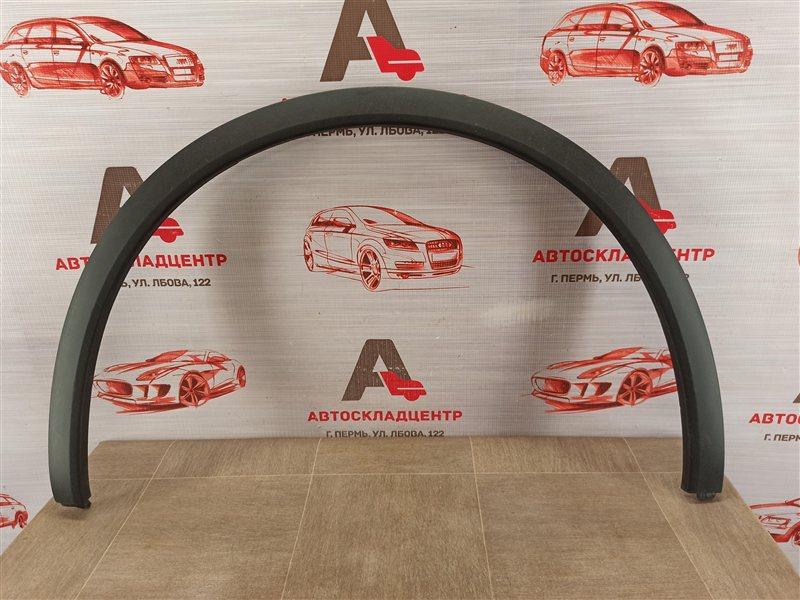 Накладка ( расширитель ) арки крыла - перед слева Porsche Cayenne (2010-2018)