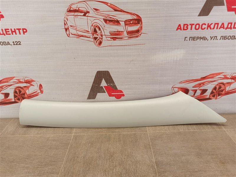 Обшивка салона - стойка кузова Skoda Octavia (2004-2013) передняя правая