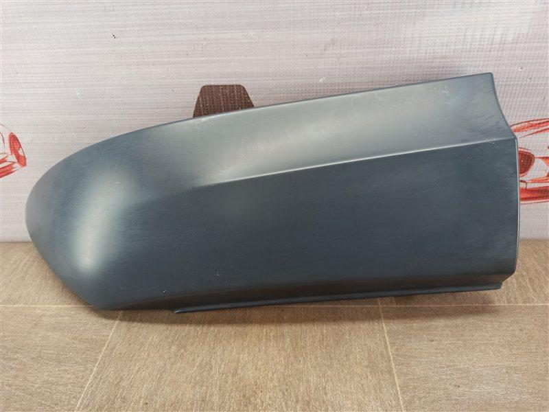 Спойлер (накладка) бампера заднего Mercedes M (Ml)-Klasse (W166) 2011-2015 правый