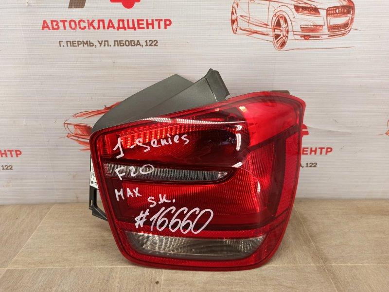 Фонарь правый Bmw 1-Series (F20/21/22/23) 2011-2020 2011