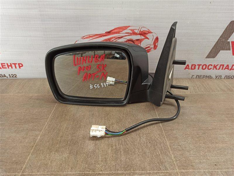 Зеркало левое Chevrolet Niva