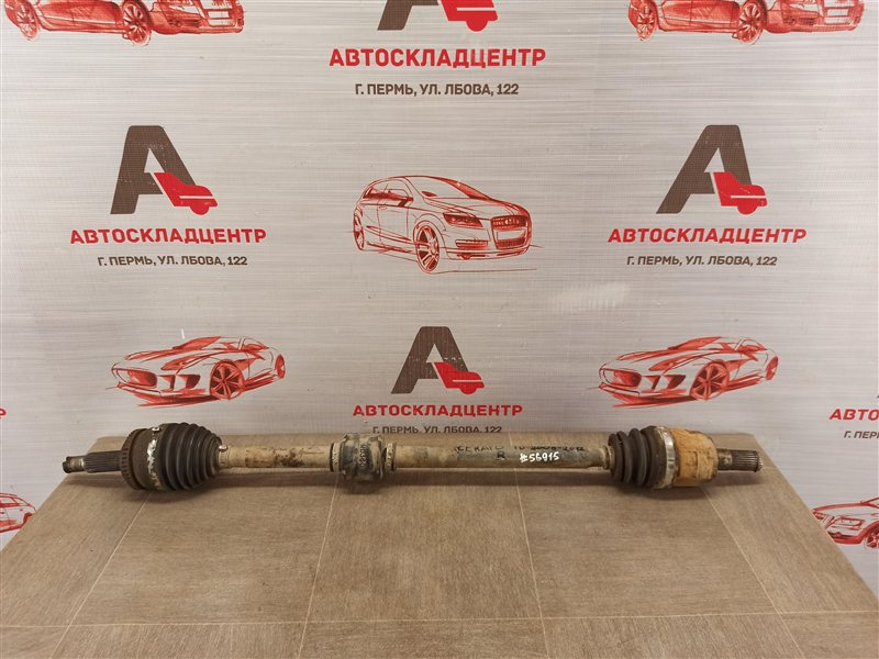 Привод колеса (шрус) Kia Cerato (2008-2013) G4FC (1600CC) 2012 правый