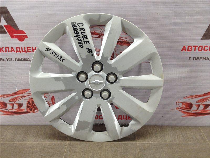 Колпак колесного диска Chevrolet Cruze