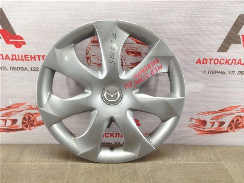 Колпак колесного диска Mazda Mazda 3 (Bm) 2013-Н.в.