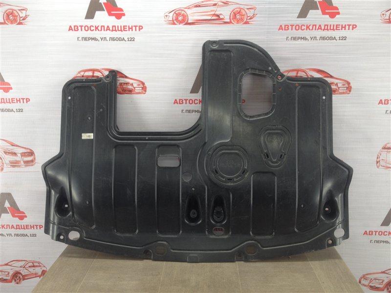Защита моторного отсека - пыльник двс Kia Soul (2014-2019)