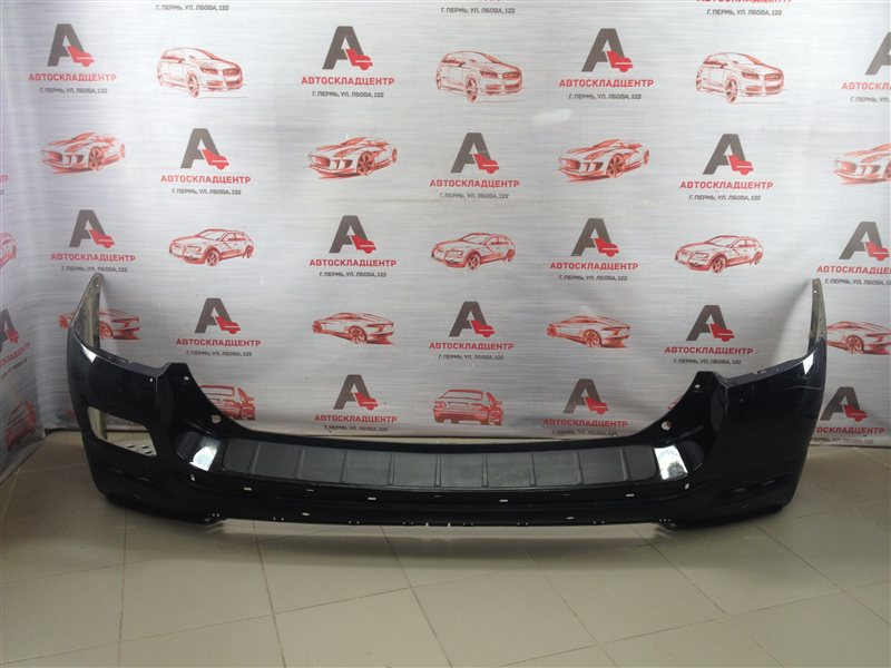 Бампер задний Toyota Highlander (Xu40) 2010-2013