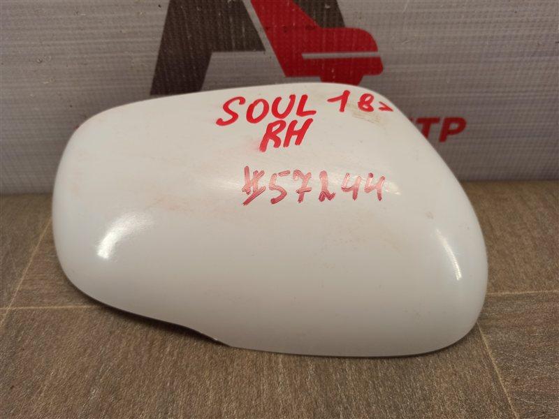 Зеркало правое - крышка Kia Soul (2018-Н.в.)