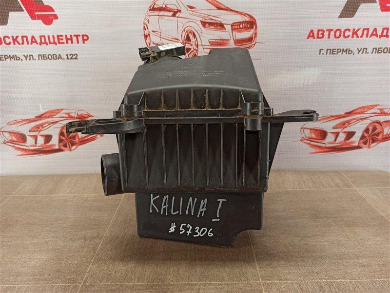 Корпус воздушного фильтра двигателя Lada Kalina