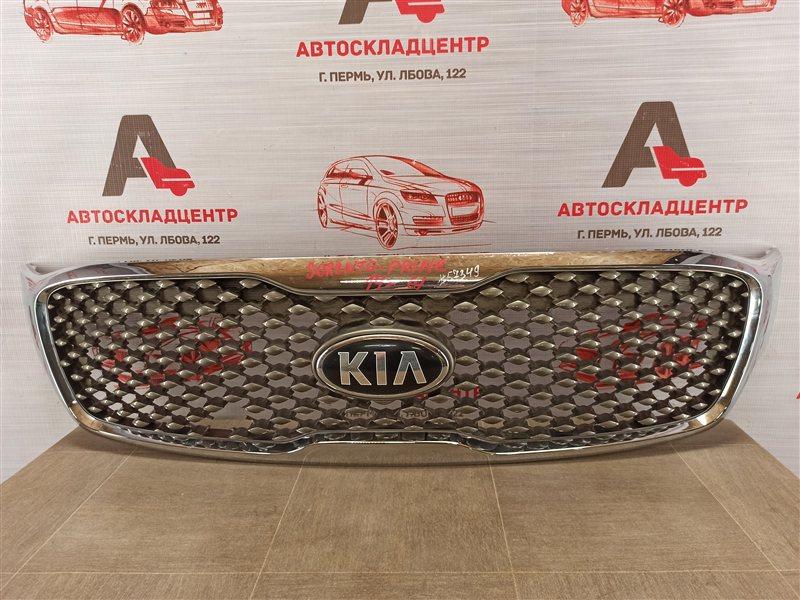 Решетка радиатора Kia Sorento Prime (2014-Н.в.) 2014