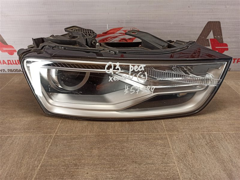 Фара правая Audi Q3 (2011-2019) 2014