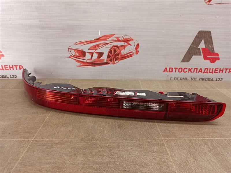 Фонарь противотуманный Audi Q7 (2015-Н.в.) правый