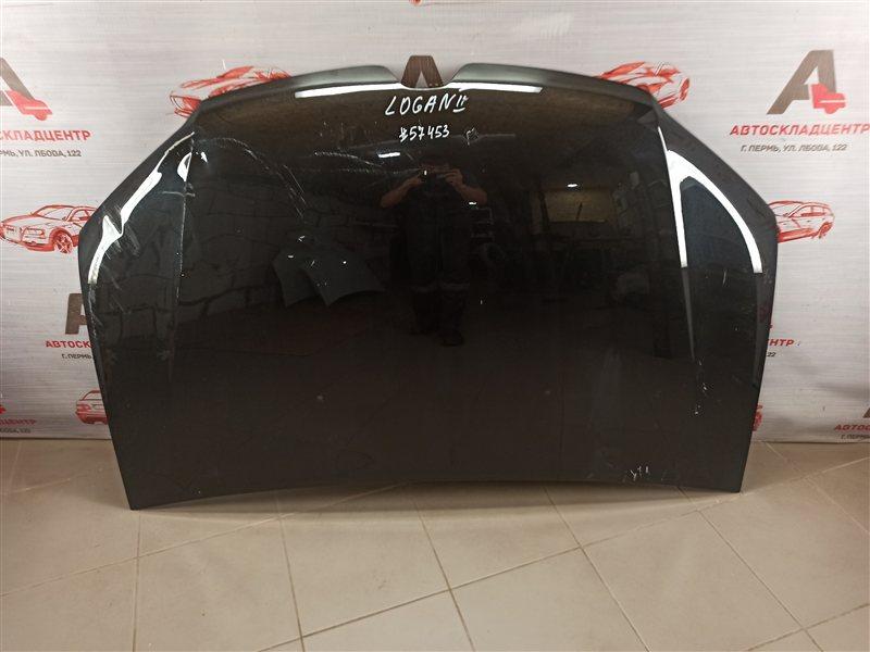 Капот Renault Logan (2014-Н.в.)