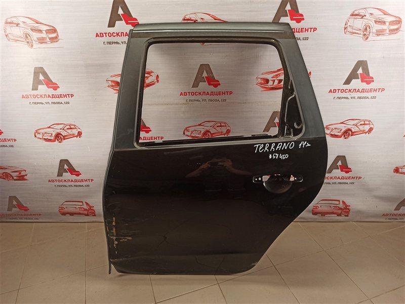 Дверь задняя левая Nissan Terrano (2014-Н.в.)
