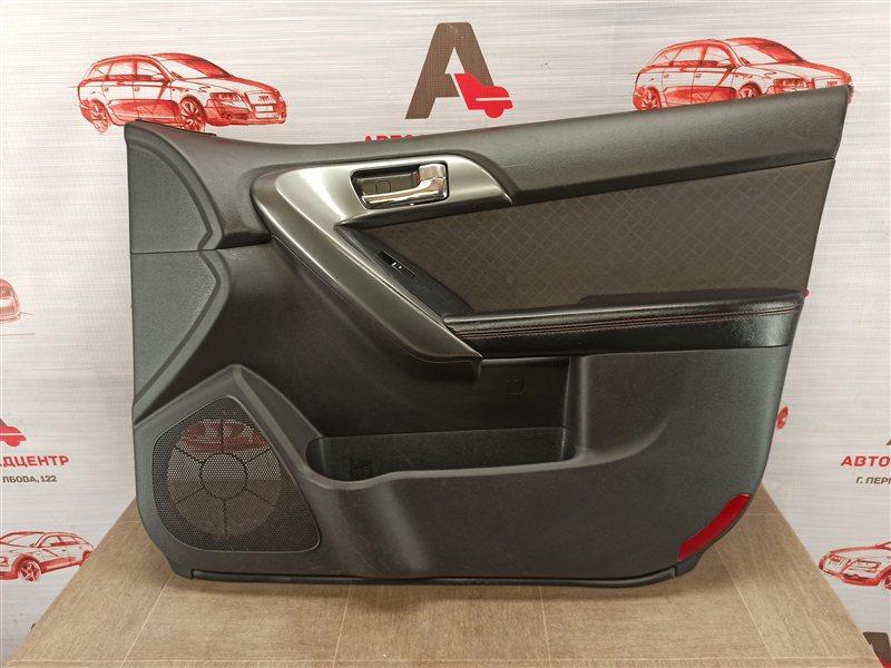 Обшивка двери передней правой Kia Cerato (2008-2013) G4FC (1600CC) 2012